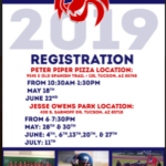 Registration TODAY 6-22-19